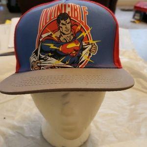 SUPERMAN CAP